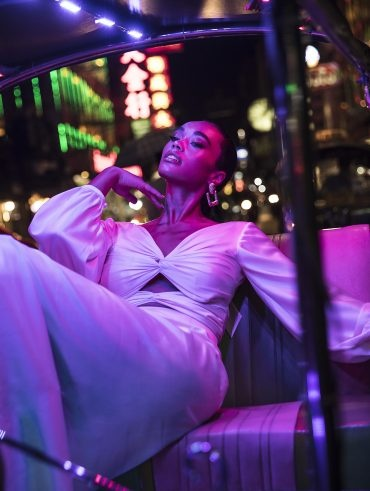 A Night in Bangkok Thailand - International Make-up Artist Tina Derkse - Romy Monteiro - savourbytina