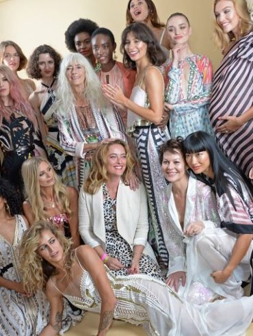 Temperley London Spring 2019 - Behind the scenes - London Fashion Week - International Make-up Artist Thailand - savourbytina