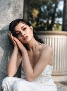 Bridal - pre wedding make-up service for bride make-up artist tina derkse - savourbytina