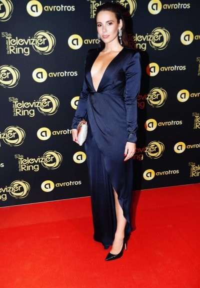 televizier ring gala avrotros international make-up artist tina derkse - savour by tina